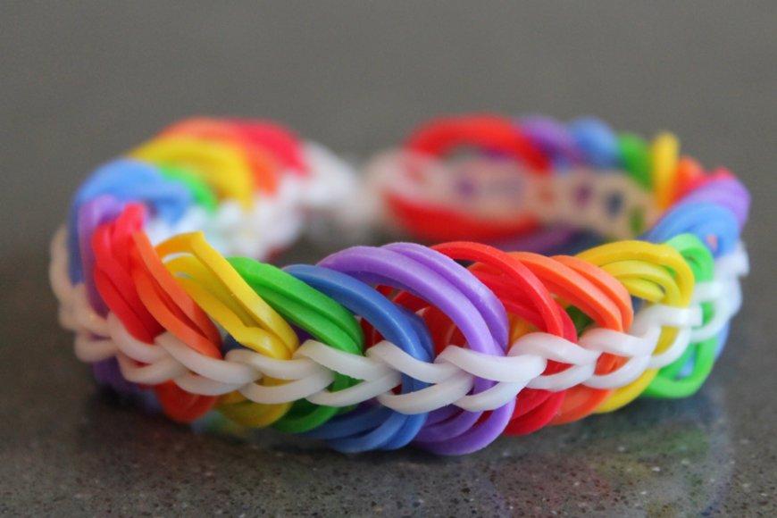 Плетение из резинок — способы, мастер-классы, оригинальны фото идеи