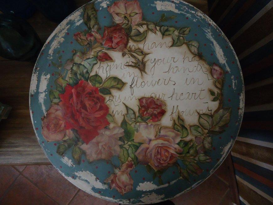 decoupage_of_plates_3 Декупаж тарелки: 100 фото [Лучшие идеи декупажа 2019 года]
