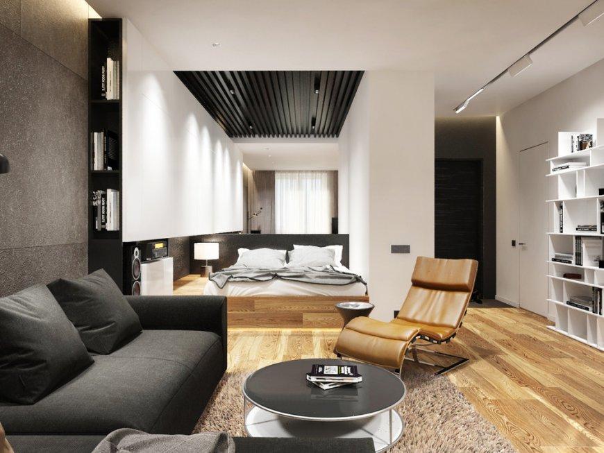 Дизайн маленькой квартиры — 90 фото новинок изысканного дизайна