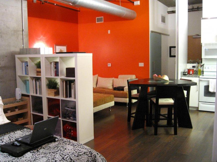 Оформление дизайна квартиры-студии — советы, выбор стиля, интересные фото