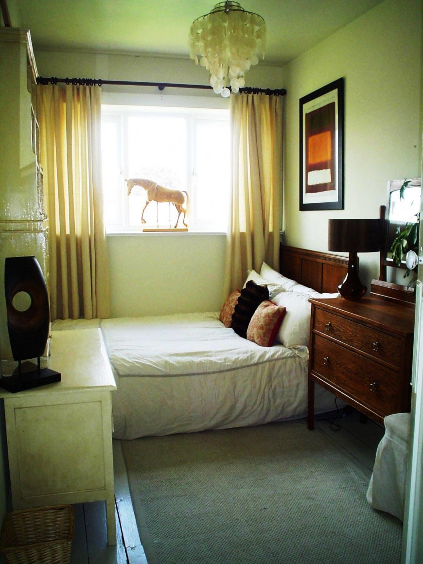 Дизайн маленькой спальни — выбор стиля, обоев, советы по отделки, фото