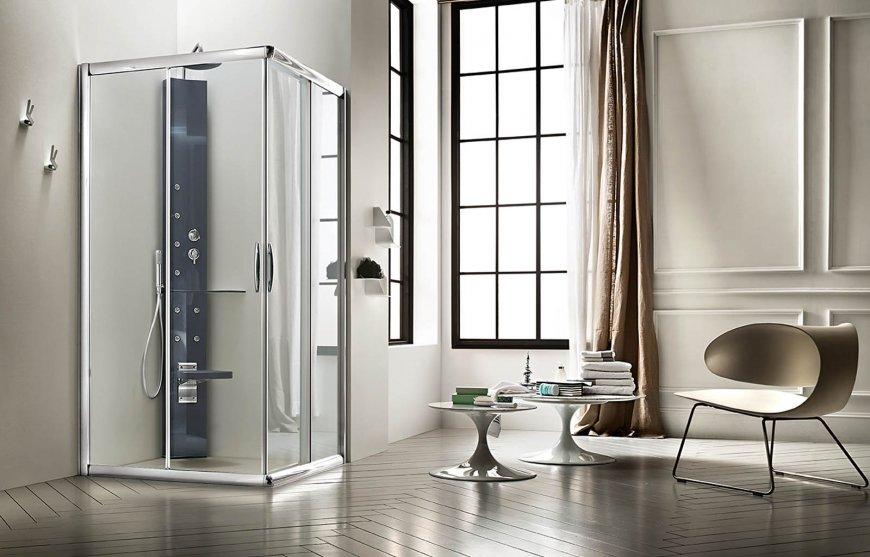 Душевые кабинки для ванны — советы по выбору типа, материала, дизайна