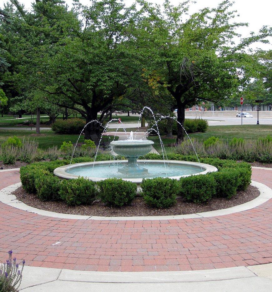 Искусственный фонтан своими руками