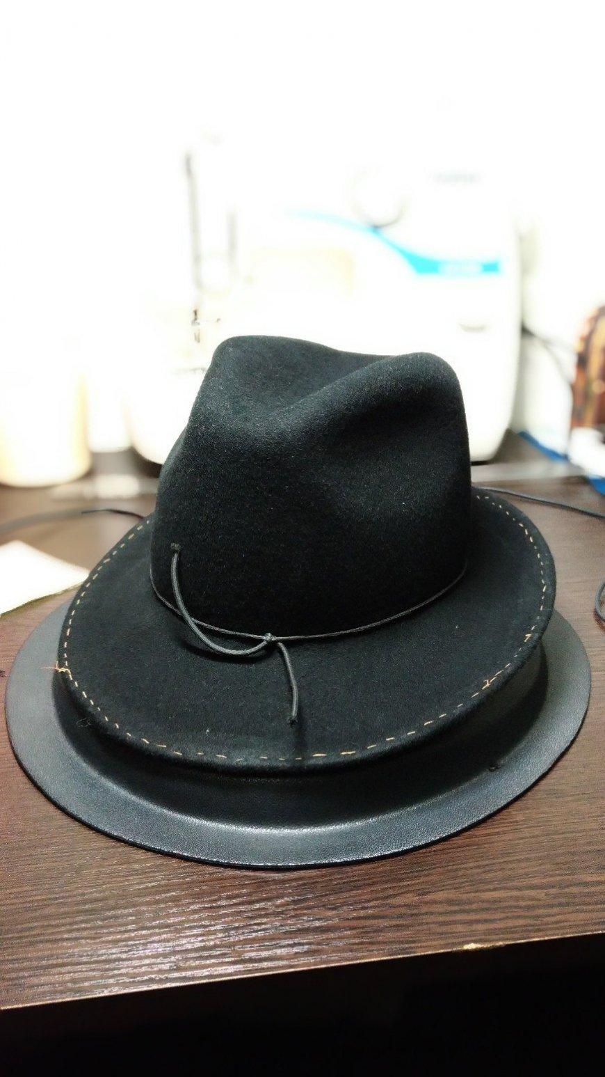 Шляпа мушкетера своими руками фото 747