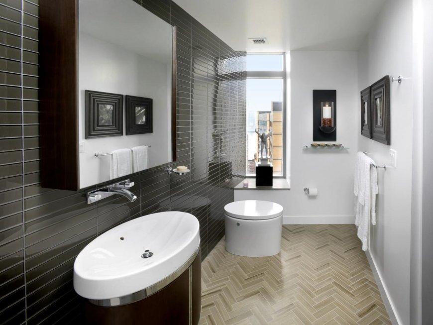 Идеи дизайна маленькой ванной комнаты: полезные советы, фото