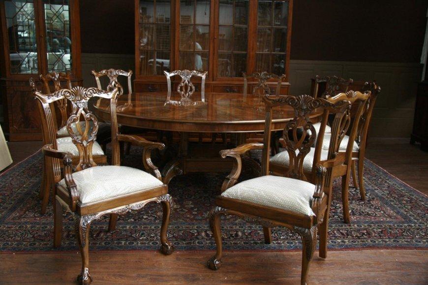 Круглый стол на кухню — плюсы и минусы, советы по выбору материала и дизайна, фото подборки