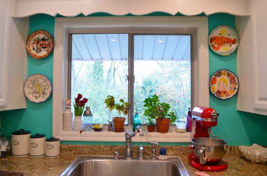 Дизайн кухни бирюзового цвета — подбор гармонической палитры, советы по обустройству, фото идеи
