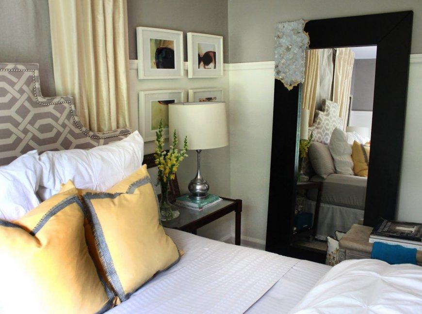 Зеркало в спальне: уход, выбор, мнение психологов, советы и фото