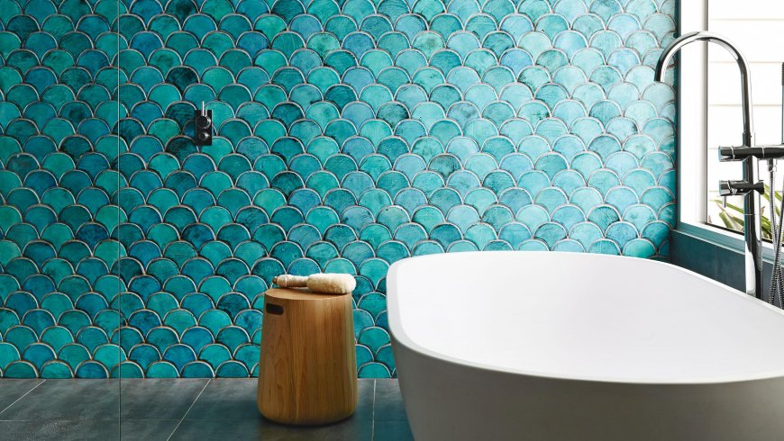 Мозаика для ванной — лучшие фото подборки, советы, идеи