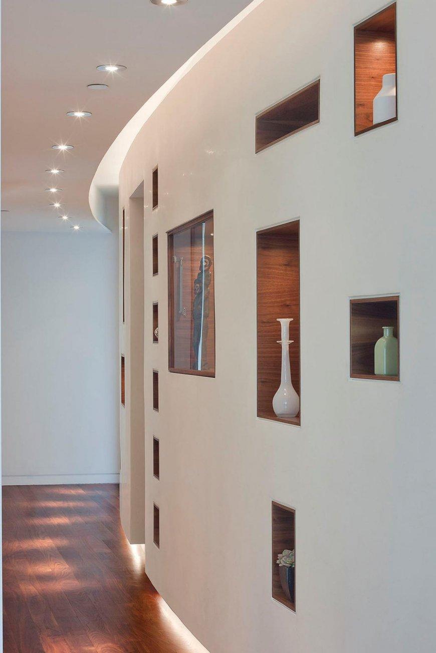 Обустройство ниши в гостиной — советы, применение, фото идеи