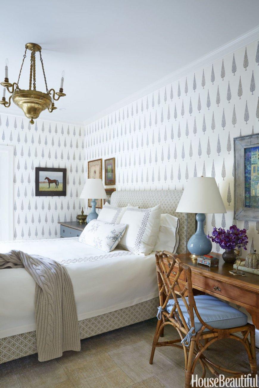 Оформление спальни в лучших современных традициях: решения на любой кошелек