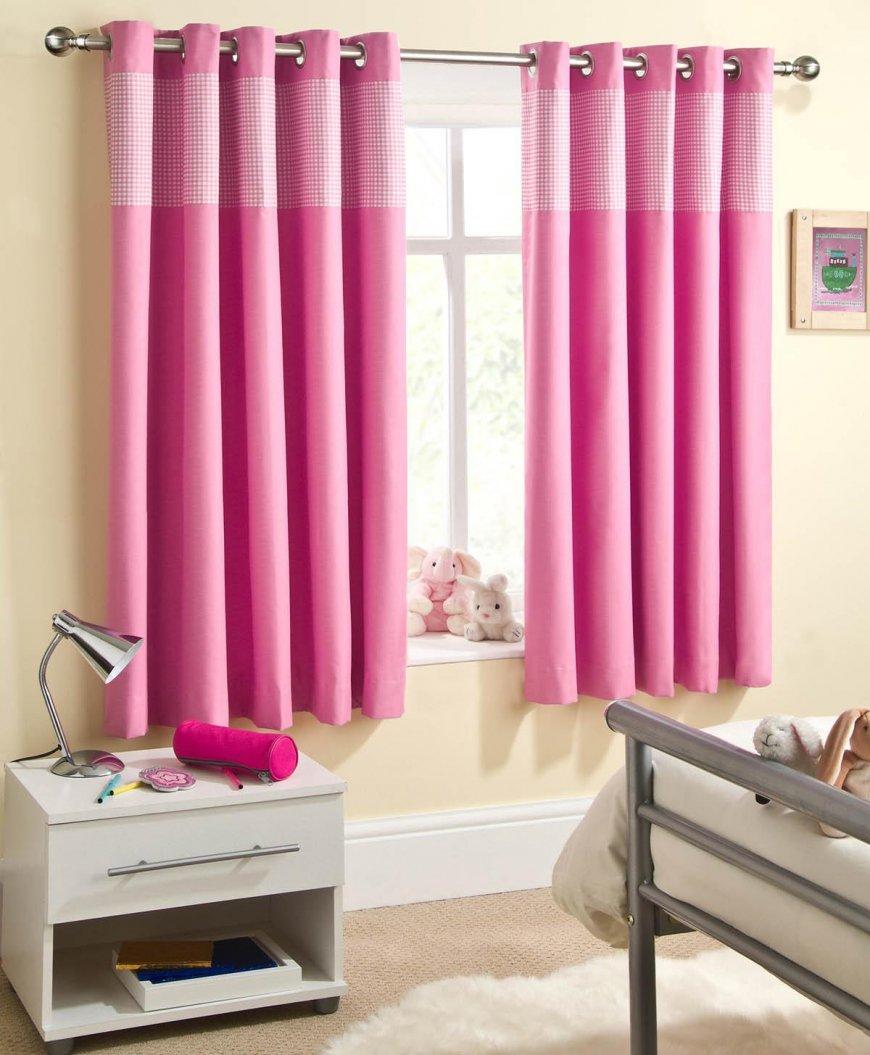 Шторы в розовом цвете — особенности и сочетания с другими цветами, уникальная фото подборка