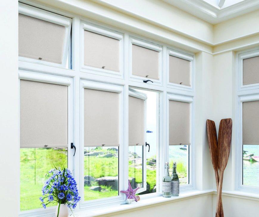 Дизайн рулонных штор в интерьере — особенности, роль, классификация, реальные фото подборки