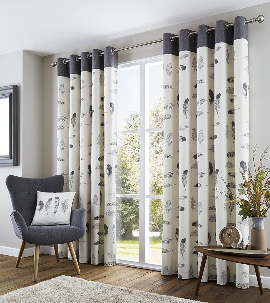 Выбираем шторы серого цвета — особенности, сочетания с другими цветами, практические советы