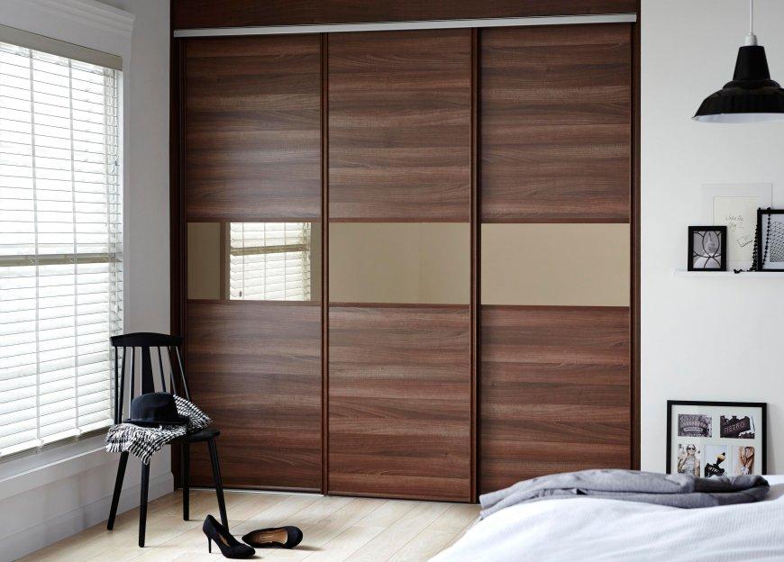 Выбор шкафа-купе в спальню — преимущества, виды, фото примеры дизайна