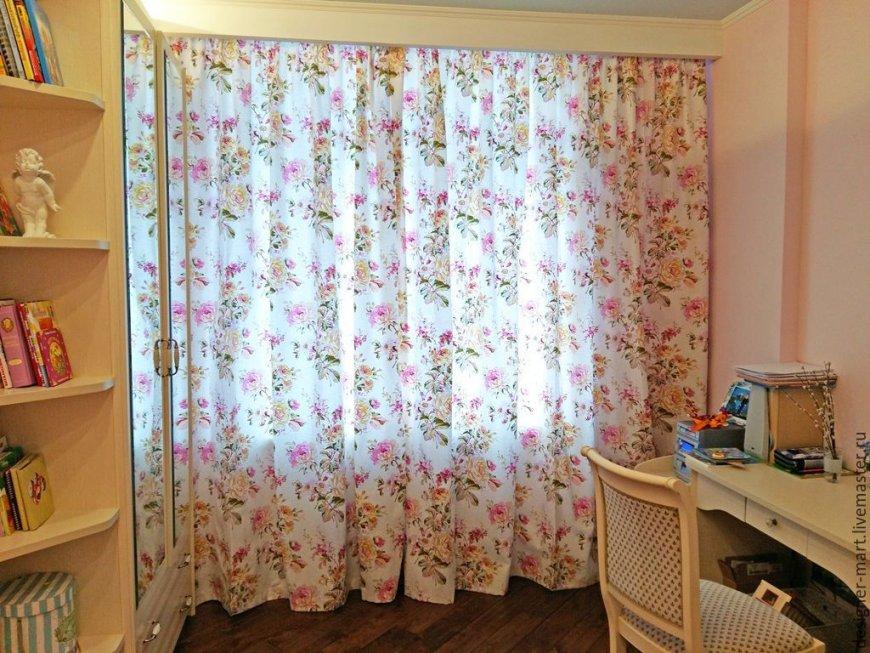 Дизайн штор в стиле прованс — особенности выбора палитры, ткани и аксессуаров