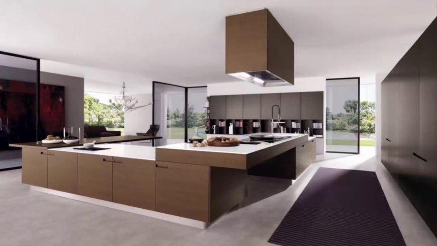 Современный дизайн кухни — уникальные советы по выбору планировки, отделки, свежие фото идеи