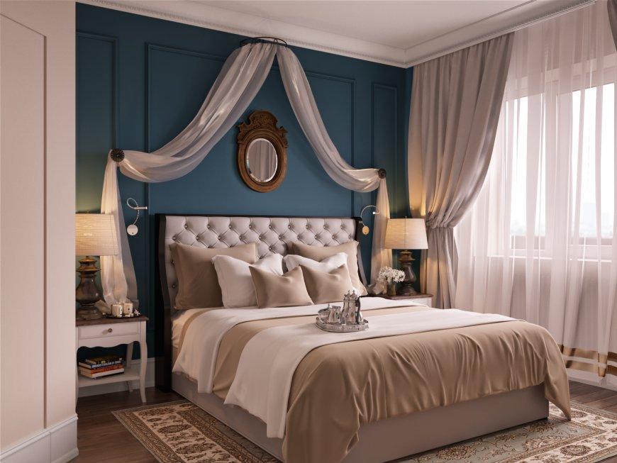 Дизайн спальни в классическом стиле — основные черты, советы по отделке, фото идеи