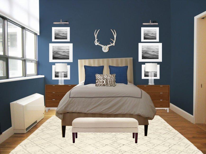 Спальня в стиле модерн — особенности оформления, практические советы и свежие фото идеи
