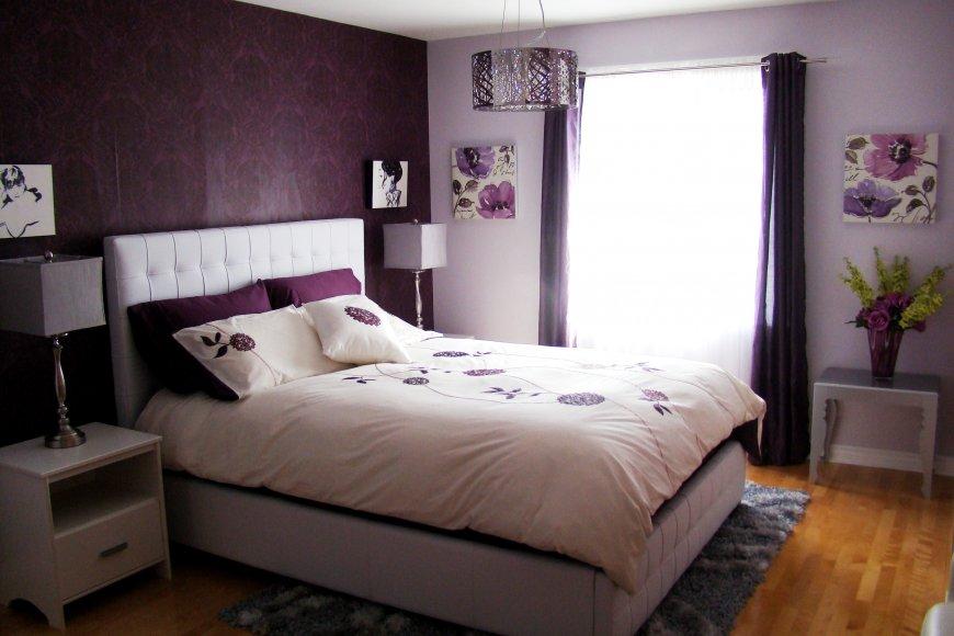 Дизайн спальни в темных тонах — варианты сочетания цветов, советы по выбору мебели и освещения, фото подборки