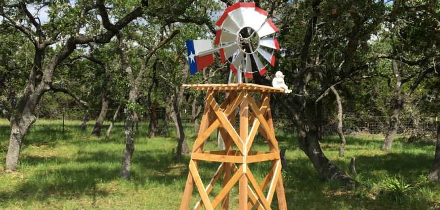 Как сделать ветряную мельница своими руками — оригинальные фото идеи
