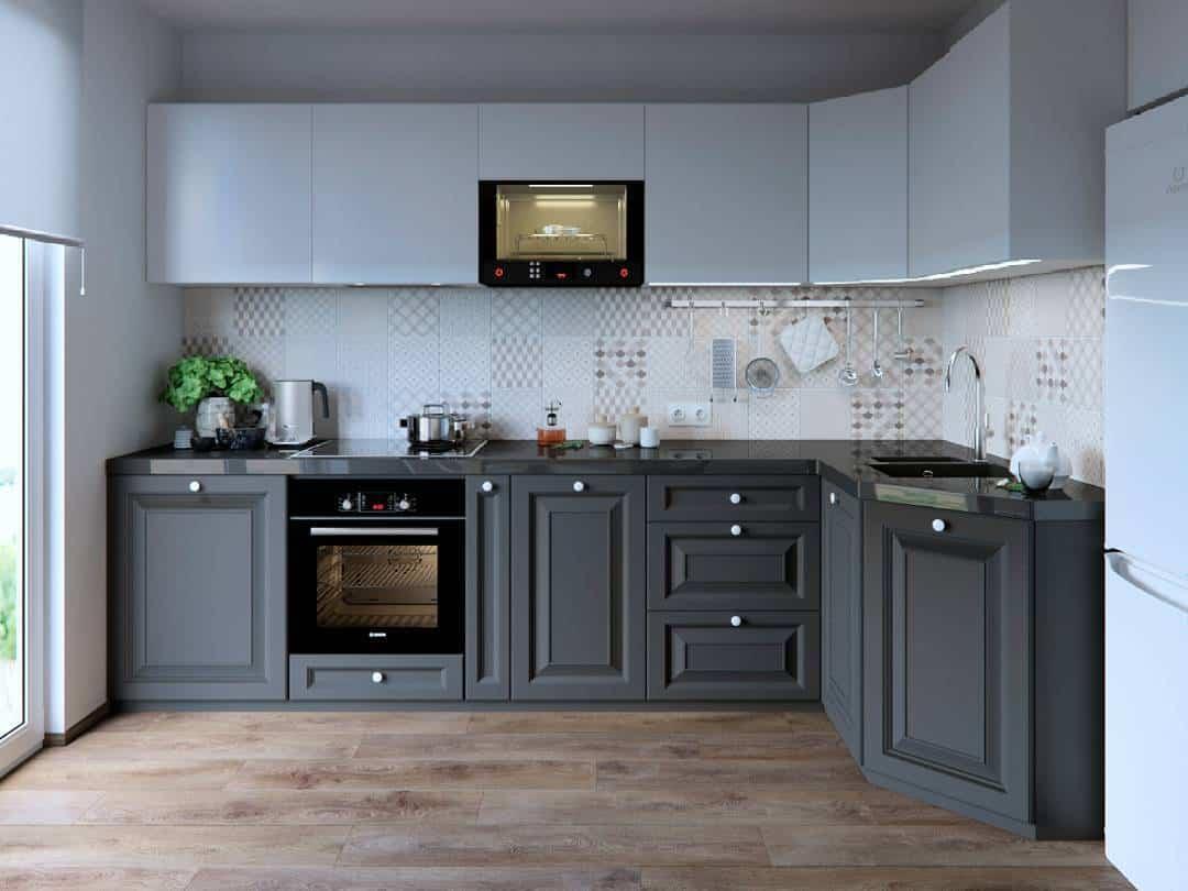 Дизайн кухни в современном стиле 2021