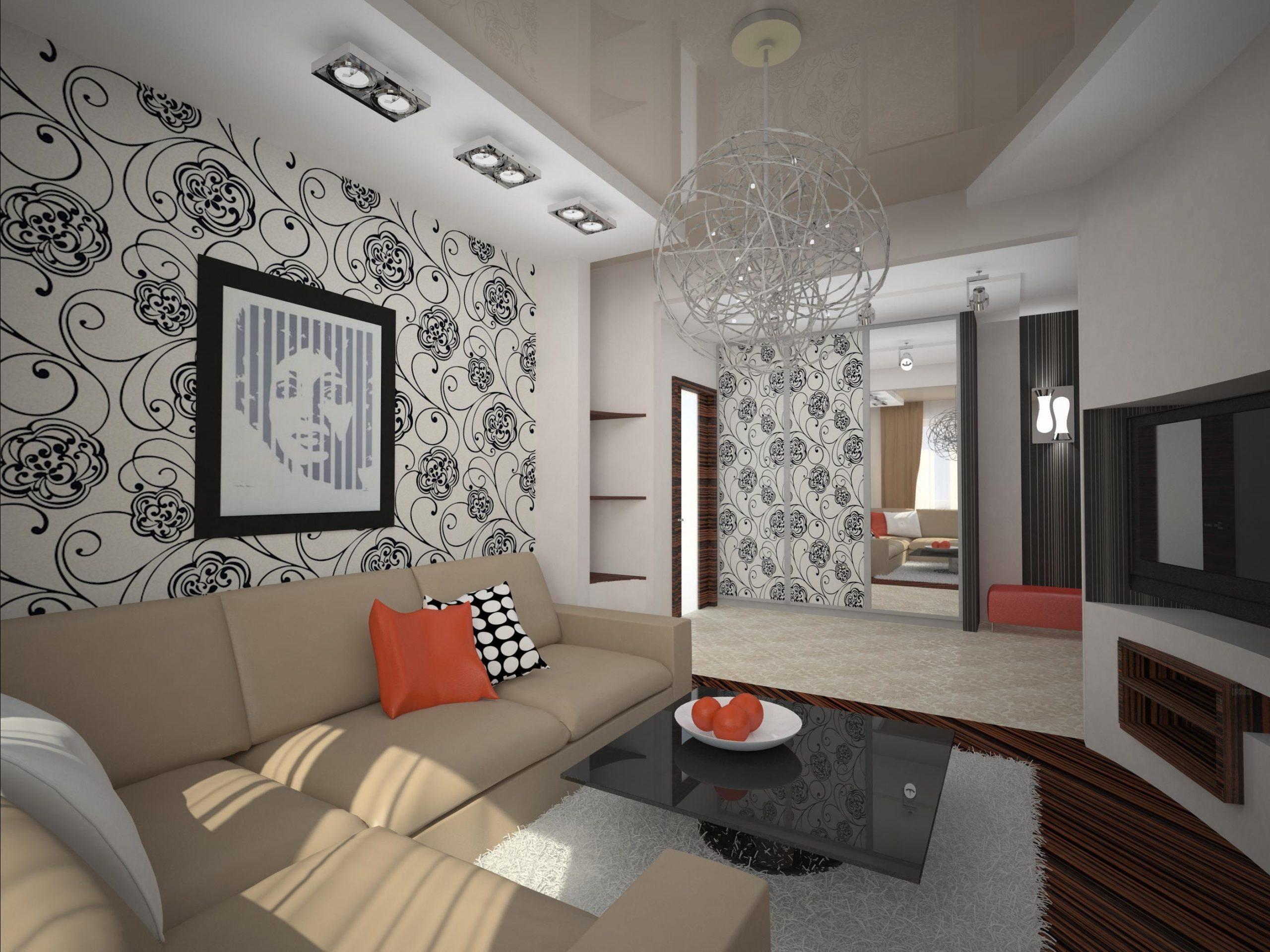 Дизайн интерьера гостиной 16 кв м в квартире