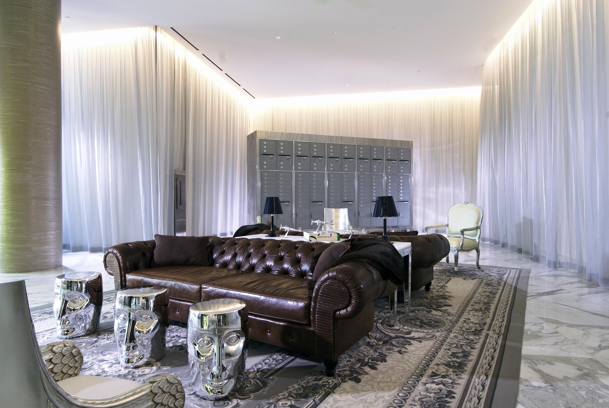 Дизайнерская мебель Филиппа Старка