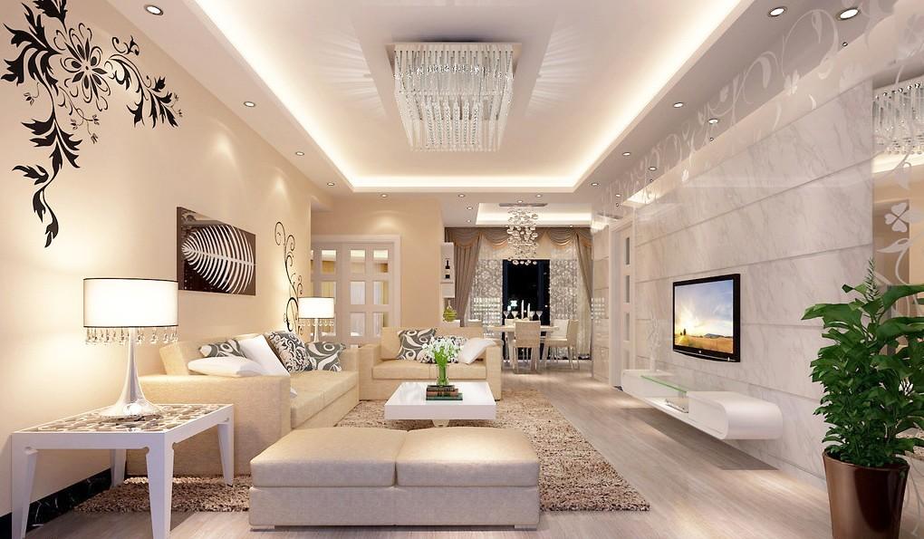 Современный интерьер гостиной комнаты — каким он должен быть