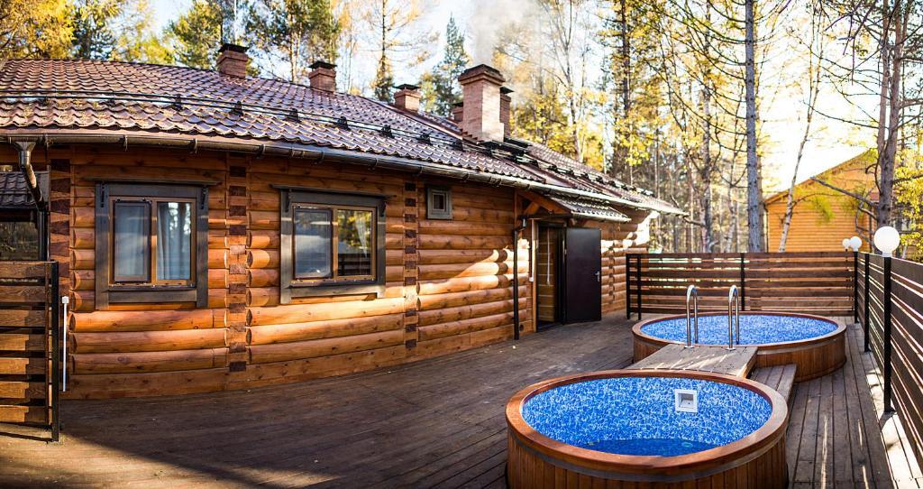 Самостоятельная постройка бани