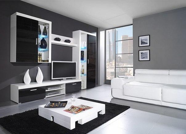 Мебель как главный элемент формирования интерьера и стиля помещения