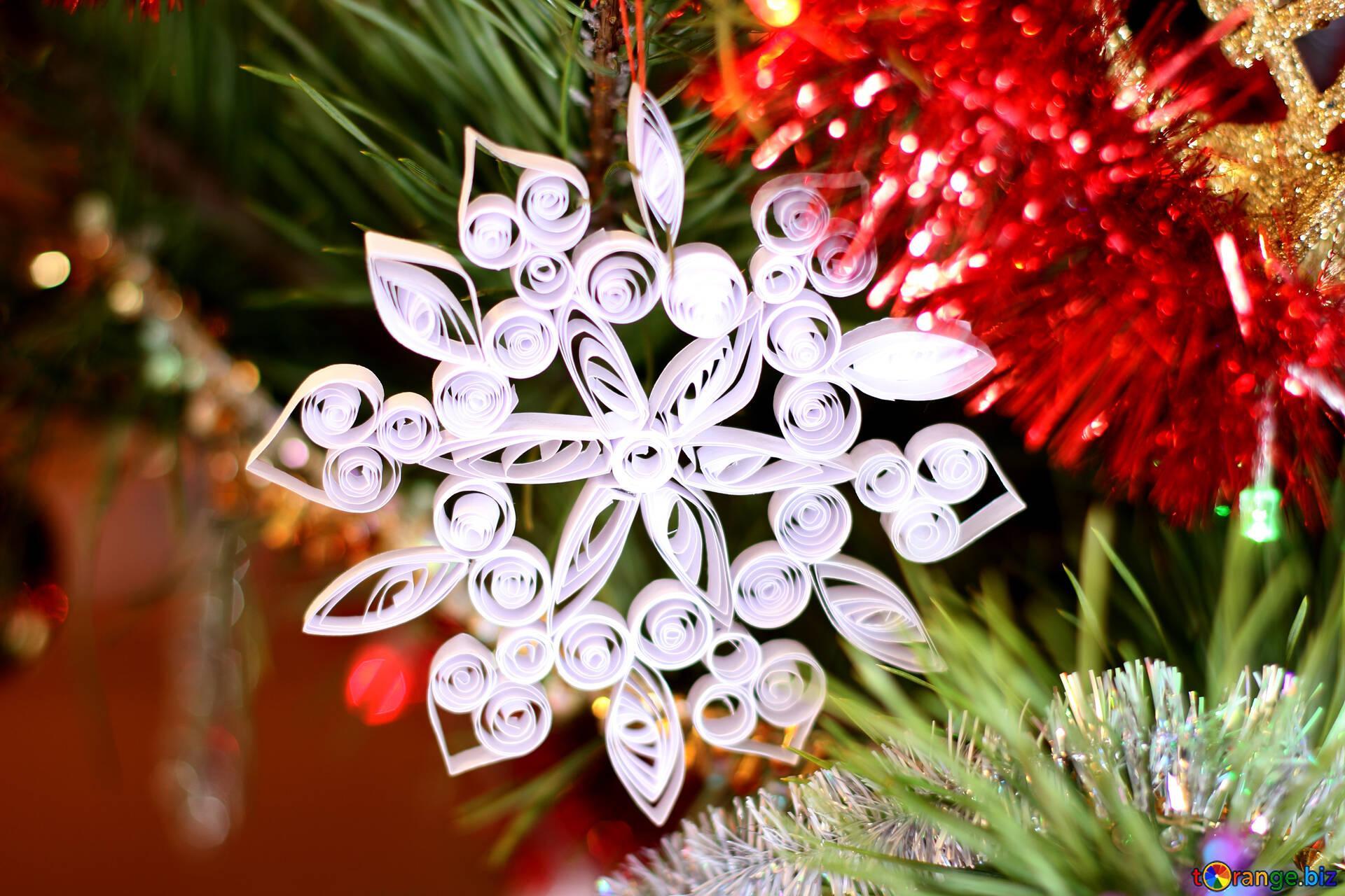 Самые красивые снежинки из бумаги: шаблоны разной сложности